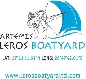 artemis leros boatyard